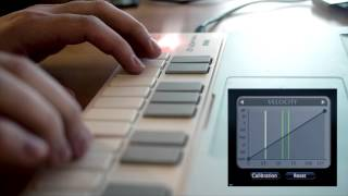 Korg nanoKEY2 - Quick demo