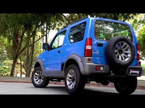 CarPoint News - Suzuki Jimny 2018 ganha sistema multimídia com espelhamento