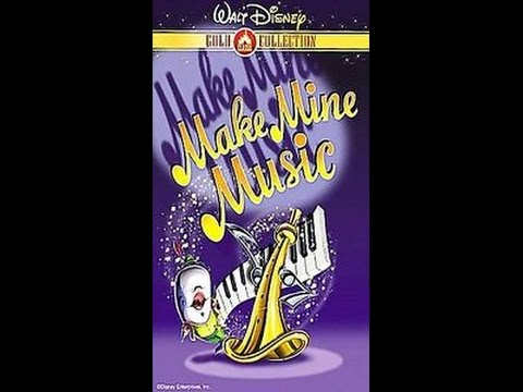 Opening To Make Mine Music 2000 VHS