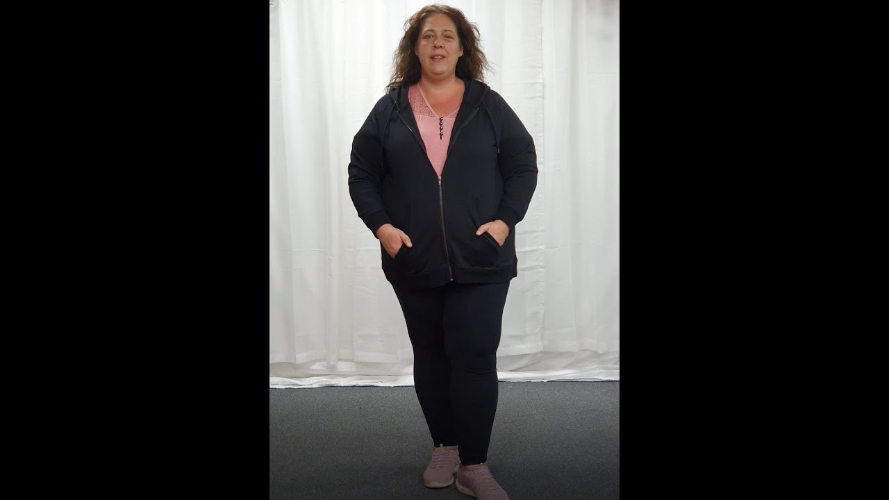 Plus Size Hoodie From Curvaceous