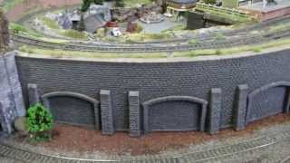Download Video 8 x 4 foot British Rail Layout MP3 3GP MP4