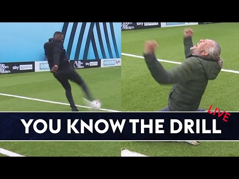Jimmy Bullard absolutely LOVES Marlon Harewood's finishing drill! 🔥 | You Know the Drill Live