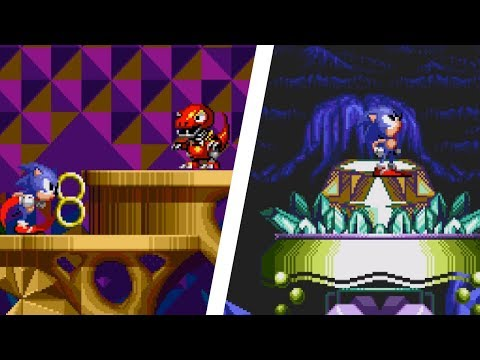 Repeat Sonic 3 CD & Knuckles    First Look (720p/60fps) by