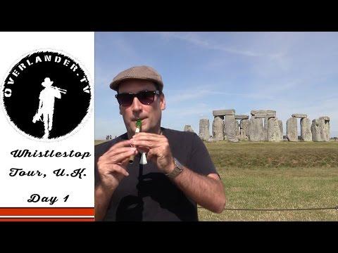 UK Whistle stop tour - Stonehenge, River Cottage and British Riviera