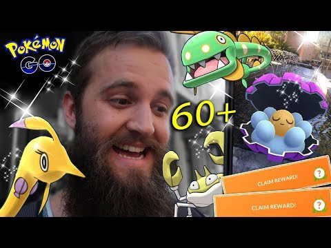 60+ SHINY CHECKS - CLAMPERL EVENT (I WAS SHOCKED WITH MY RESULTS) - POKEMON GO 2019 thumbnail