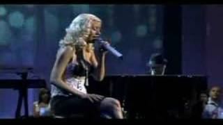 Download Christina Aguilera Oh Mother live!!!! MP3 song and Music Video