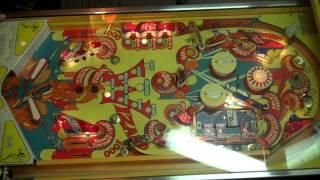1975 Bally WIZARD! pinball machine