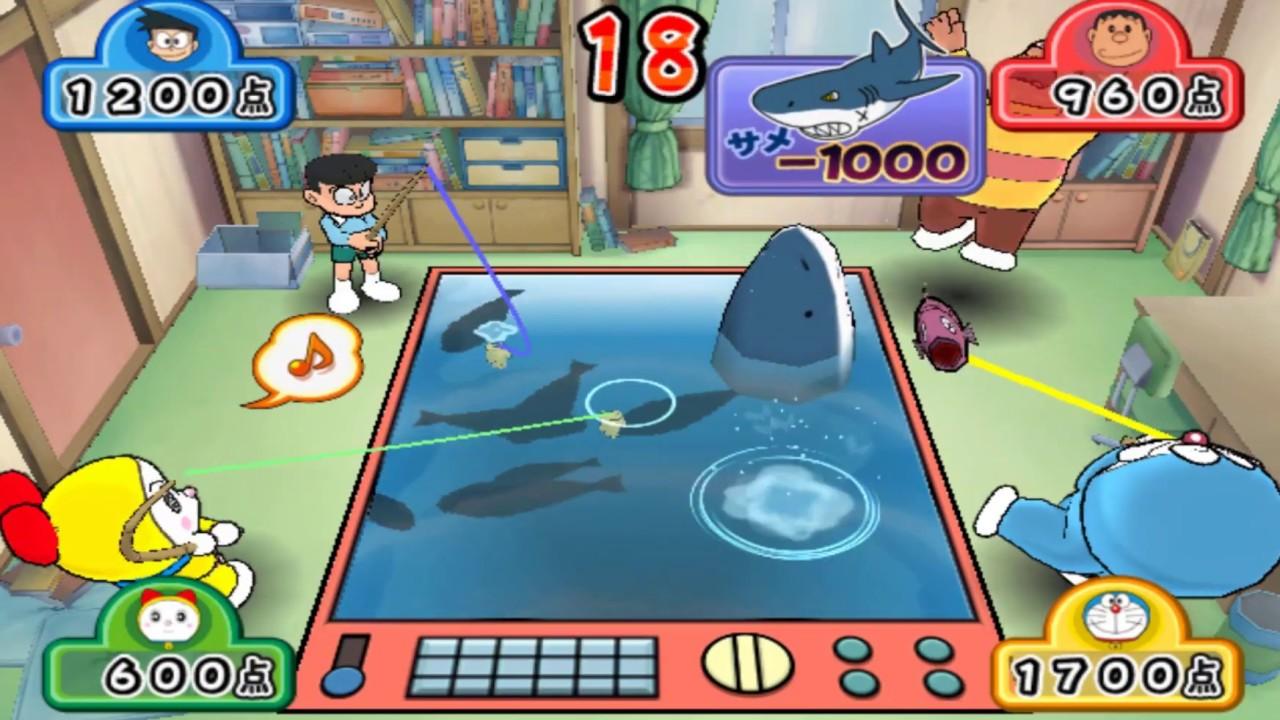 Doraemon Wii Game #17 | Nobita đánh bại Shizuka - YouTube
