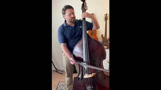Introduction to the Double Bass