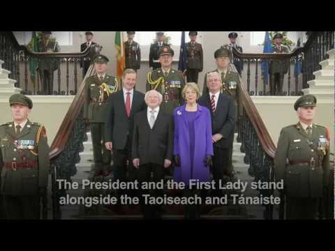 In Pictures: The inauguration of President Michael D Higgins