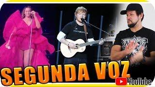BEYONCÉ e ED SHEERAN - SEGUNDA VOZ TRANSBORDANDO TALENTO - Marcio Guerra MP3