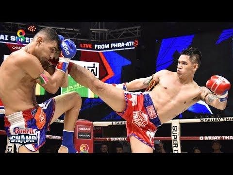 May Thai Super Champ - วันที่ 12 Jan 2020