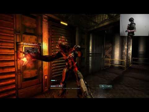 Doom 3 Lost mission VR part 1