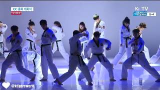 KTIGERS (K타이거즈) - PYEONGCHANG 2018 (평창동계올림픽 2018) IOC Opening Ceremony