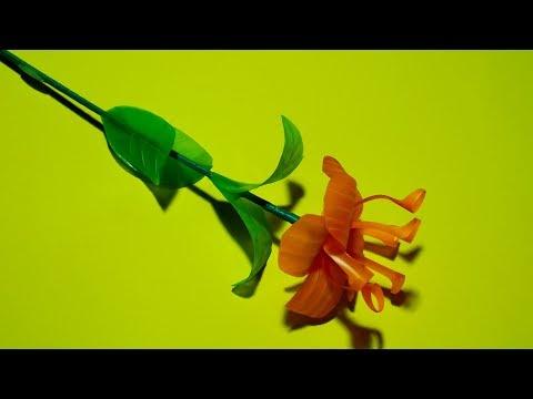 Membuat Kerajinan Tangan Dari Sedotan Limun Ide Kreatif