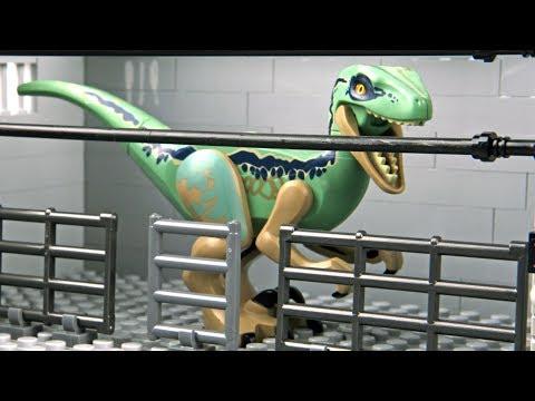 Lego Jurassic World - Dinosaur Attack