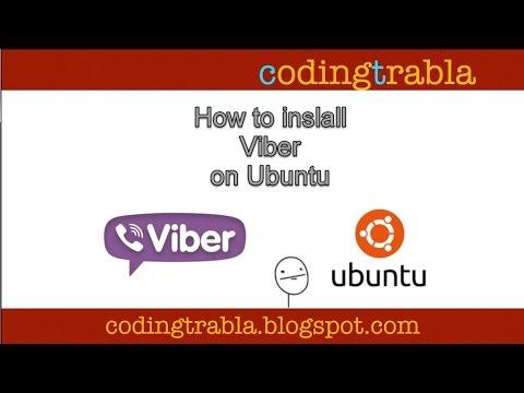 Install Viber on Ubuntu Linux