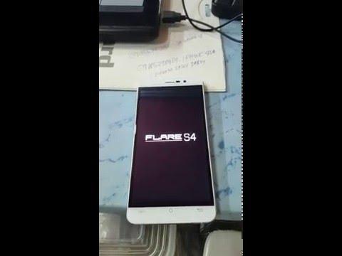 Cherry Mobile Flare S4 Hard Reset