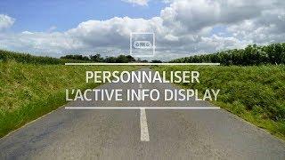 Comment personnaliser l'Active Info Display | Tutoriel | Volkswagen