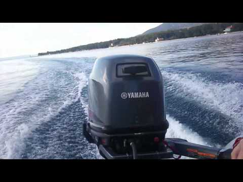 Yamaha 25HP Outboard two stroke