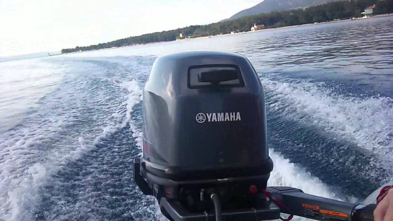 Yamaha 25hp outboard two stroke youtube for Yamaha 25hp 2 stroke outboard
