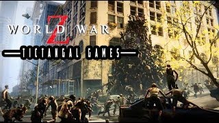 WORLD WAR Z Game Trailer 2018 PS4 Xbox One PC -On-  YouTube