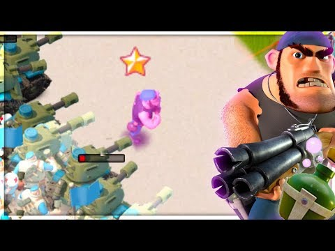 NEW ENERGY DRINK Hero Ability with Tank Medic! Boom Beach Private Bullit!