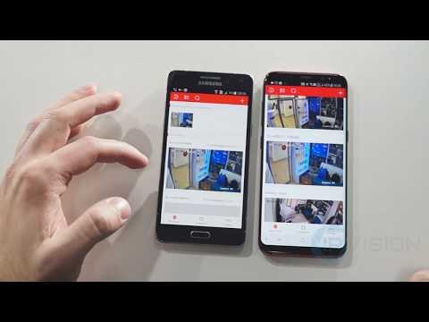 Как в Hik-Connect предоставить Гостевой Доступ, поделиться камерами