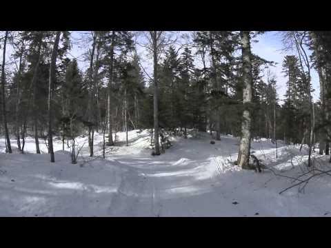 Ski Nordique à Hauteville La Praille