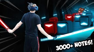 THIS BEAT SABER LEVEL IS INSANE (3000+ NOTES)
