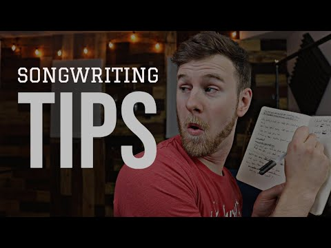 5 Simple Songwriting Tips to USE NOW!