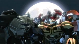 CGRundertow TRANSFORMERS PRIME for Nintendo Wii U Video Game Review