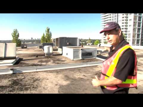 Rooftop Unit Replacement: Vancouver