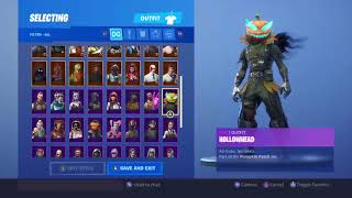*NEW* FORTNITE CLEAN GROOVE EMOTE WITH ALL MY SKINS!