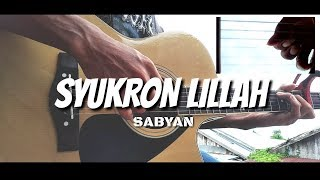 Download Video SABYAN _ Syukron Lillah cover Fingerstyle guitar MP3 3GP MP4