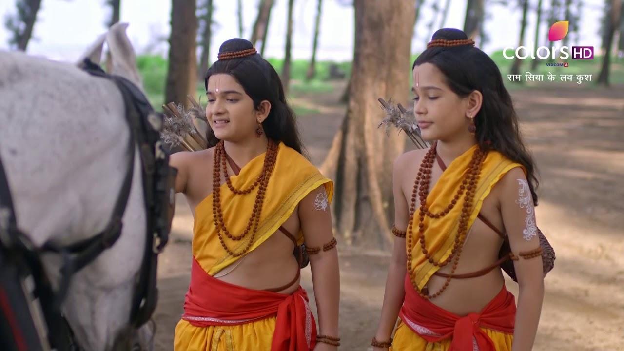 Download Ram Siya Ke - Luv Kush - Episode -69 & 70 - Recap - राम सिया के - लव कुश
