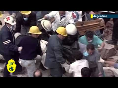 1994 Buenos Aires Jewish Center bombing: Prosecutor blames Iranian authorities for attack