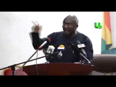 Incompetent Mahama wants comeback to do more damage - Bawumia #ghana #politics #2020