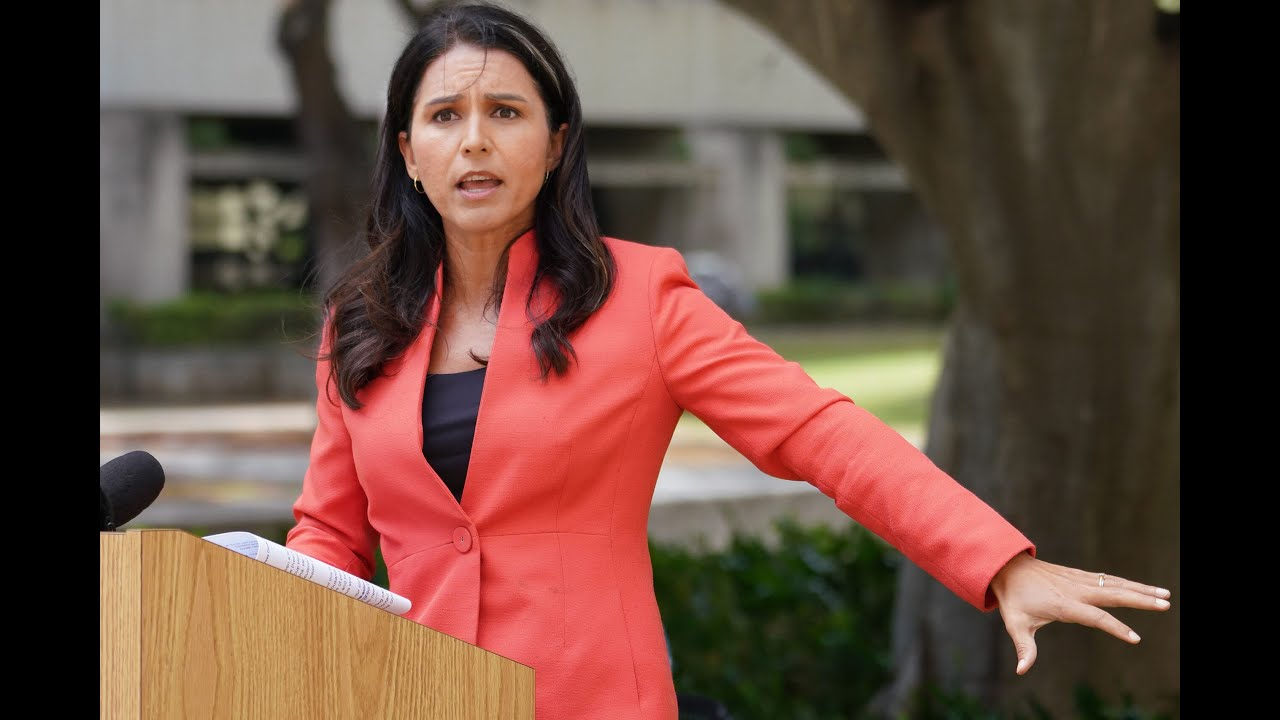 Tulsi Gabbard's Anti-Transgender Bill Sparks Backlash