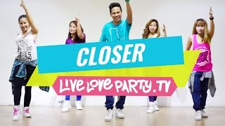 Closer | Zumba® | Live Love Party(If you liked this video, don't forget to give it a thumbs up and subscribe to our channel: http://www.liveloveparty.tv Choreography by: Mark and Che Party crew ..., 2016-10-20T23:53:46.000Z)