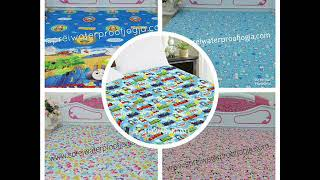 HP/WA 0878-8457-4737 | Jual Sprei Anti Bocor Karakter |Doraemon | Little Pony | Thomas