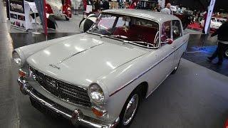 1961 - Peugeot 404 - Classic Expo Salzburg 2015