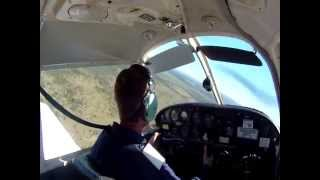 My very first solo flight as a student pilot at 43 Air School. Afte...
