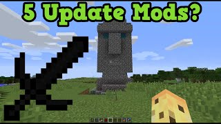 Minecraft - 5 Mods That Should Be In Updates