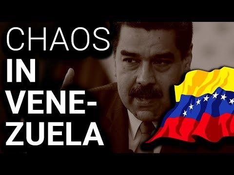 "Maduro ""Re-Election"" Leads to Venezuelan Opposition Seizing Power"