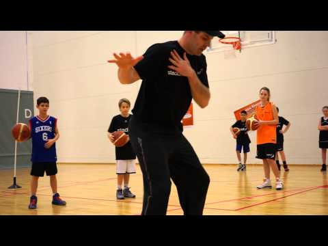 Basketball Fundamentals for Kids  duction  Paul Burke  Norrköping Dolphins Clinic
