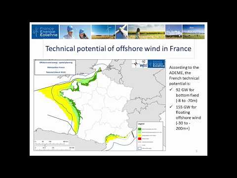 Webinar - What is the potential of French offshore wind