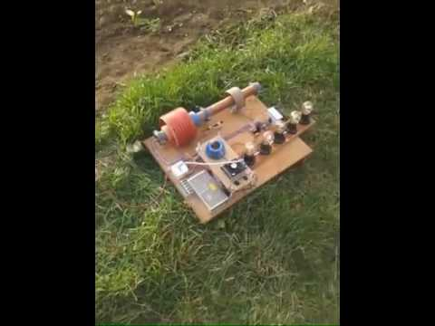 Andrian Dniester -Free Energy Device part 2 in English