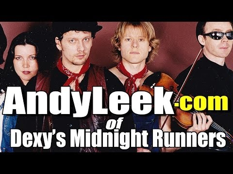 Come On Eileen: by Dexys Midsnight Runners keyboard player Andy Leek - Perks of Being a Wallflower