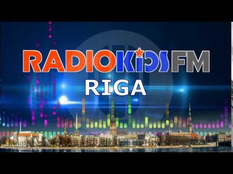 Zastavka Radio KIDSFM RIGA